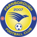 Farnborough Town Logo