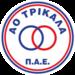 Α.Ο. Τρίκαλα Logo